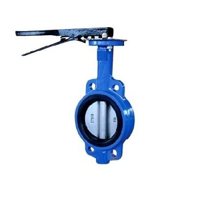 Lever Opreated Wafer Butterfly Valve, PN6, PN10, PN16